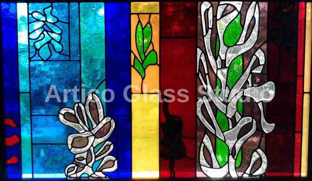 stained glass art bevel malaysia panel henri matisse artico