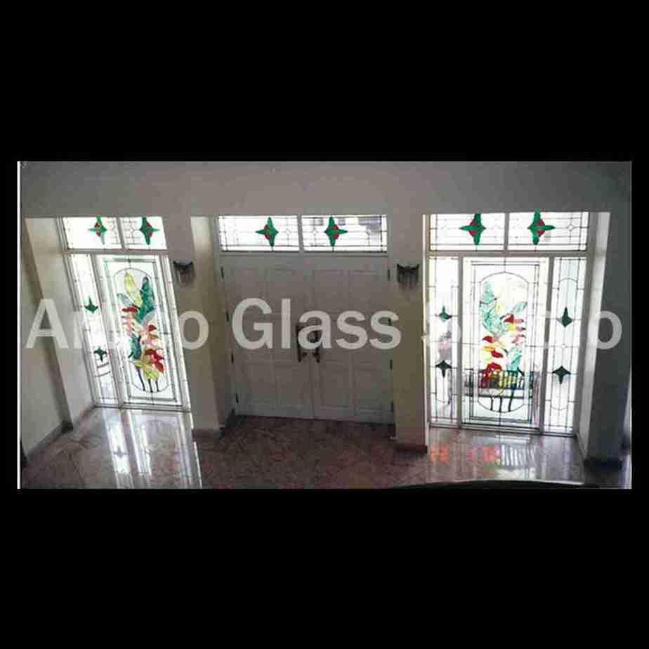 stained glass malaysia door transom