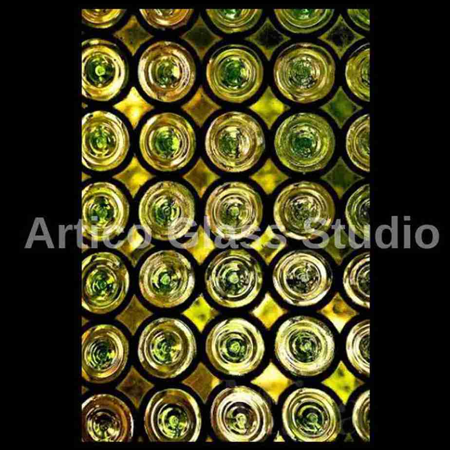 stained glass art malaysia rondel