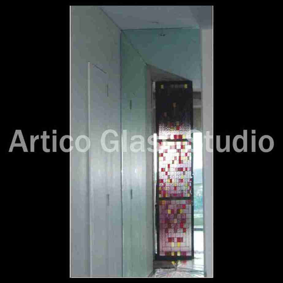 stained glass partition malaysia artico