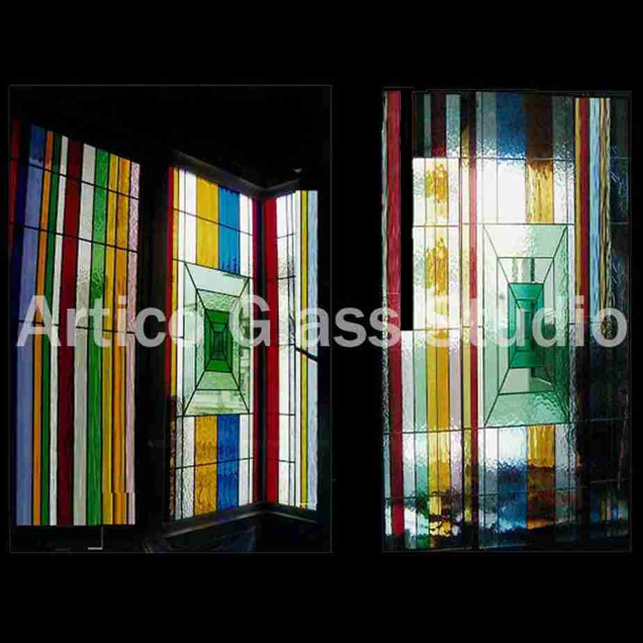 stained glass art window malaysia artico glass studio