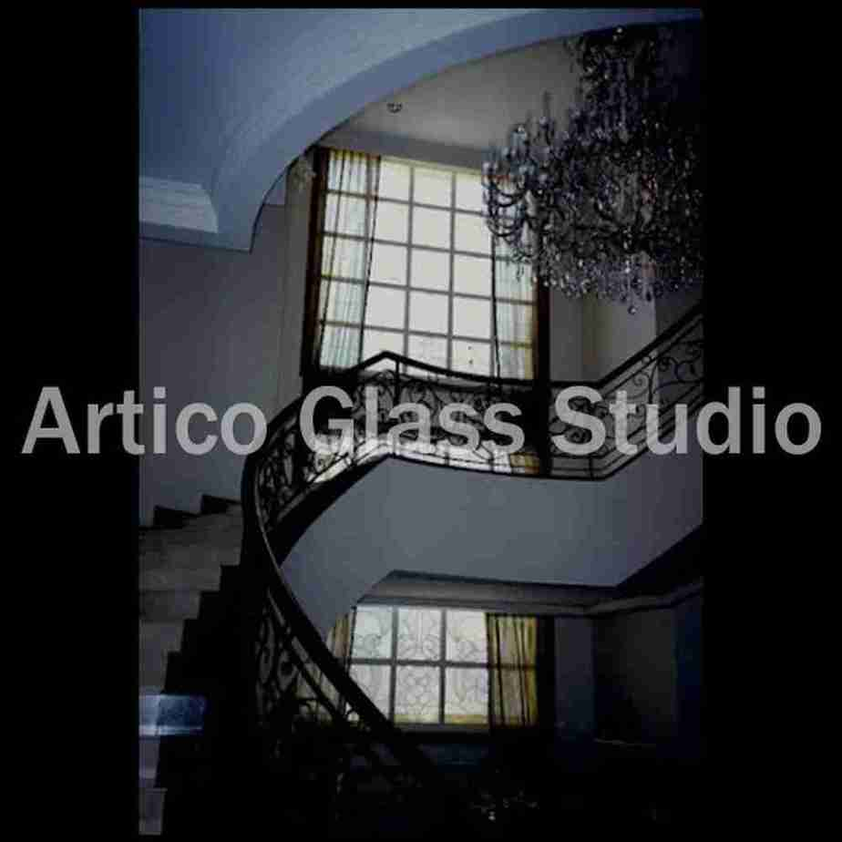 stained glass staircase windows malaysia