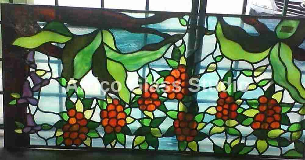 stained glass panel malaysia